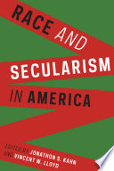 Race and secularism in America /