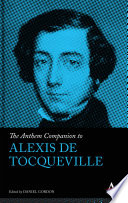 The Anthem Companion to Alexis de Tocqueville /