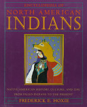Encyclopedia of North American Indians /