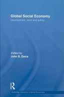 Global social economy : development, work and policy /