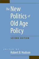 The new politics of old age policy /