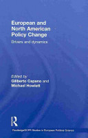 European and North American policy change : drivers and dynamics /