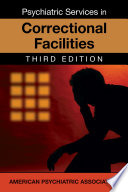 Psychiatric services in correctional facilities /
