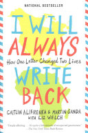 I will always write back : how one letter changed two lives /
