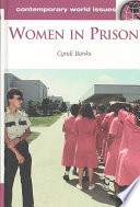 Women in prison : a reference handbook /