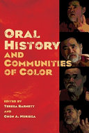 Oral history and communities of color /