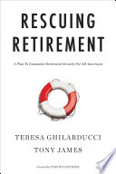 Rescuing retirement /