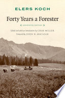 Forty years a forester /