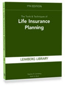 The tools & techniques of life insurance planning /