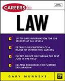 Careers in law /