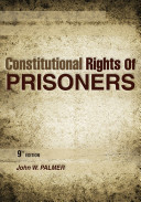 Constitutional rights of prisoners /