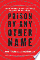 Prison by any other name : the harmful consequences of popular reforms /