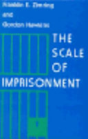 The scale of imprisonment /