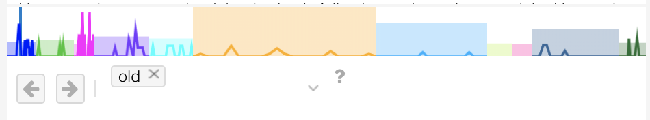 Voyant Tools Reader Tool-Prospect Viewer screenshot